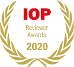 IOP-Outstanding-Reviewer-2020-small -